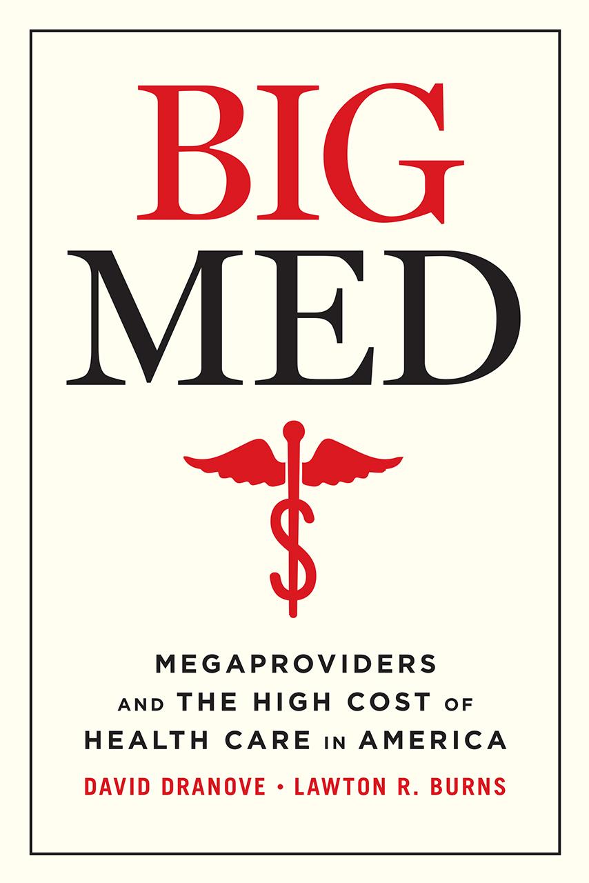 Big Med book cover