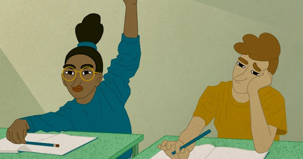 how peer pressure can lead teens to underachieve u2014even in