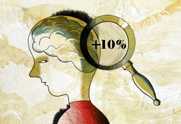 Using neuroscience to understand customers can increase ad accuracy by 10%.